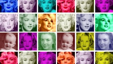 Photo of Marilyn Monroe, muse préférée de l'art américain