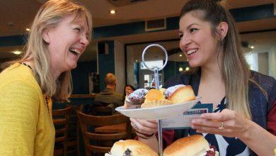 """Photo of """"L'autre guide"""" d'Edimbourg… commence par un Afternoon Tea"""