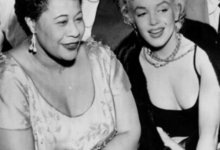 "Photo of La ""vraie dette"" d'Ella Fitzgerald à Marilyn Monroe"